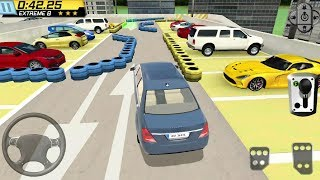 Multi Level 3 Car Parking Game GAME COMPLETE! #4 - Android IOS gameplay