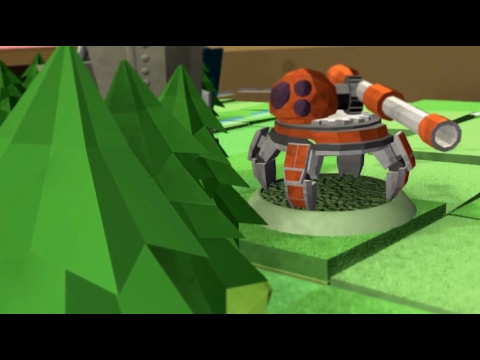 Video game 'Gibraltar' to represent RIT in Intel University Games Showcase at GDC 2017