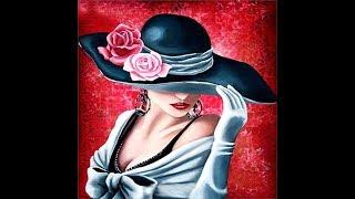 Любая женщина - загадка... / стихи /