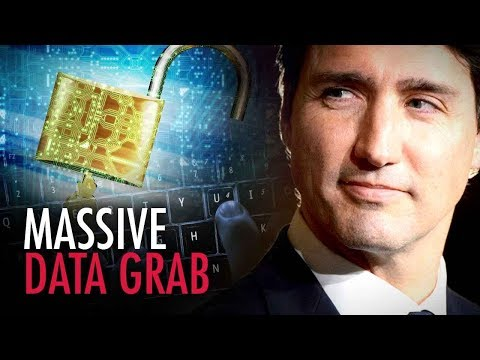 Trudeau wants your private banking information | Ezra Levant