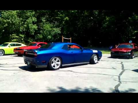 SMS 570 Dodge Challenger: Rollout - COLXClub, Columbus, Ohio, Mopar, Saleen