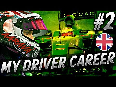 DING DONG BATTLE WITH HAAS-CHEVROLET CAR! - F1 MyDriver CAREER S6 PART 2: BRITAIN