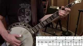 "Banjo Instruction: ""Fireball Mail"" lick-by-lick"