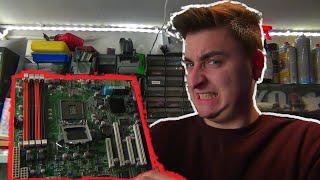 Dieses Mainboard hasst mich! | Technikkeller Stories 3#