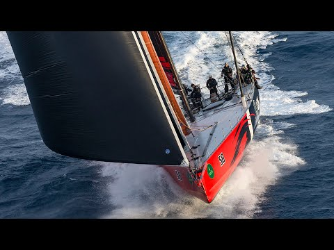 Rolex Sydney Hobart Yacht Race 2017 – Highlights