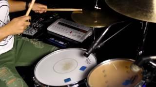 Vivo para amarte - Marcos Witt (Drum Cover)