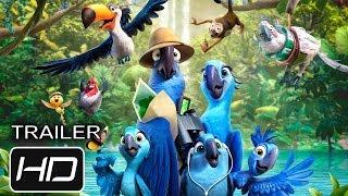 Video RIO 2 - Trailer 2 Oficial - Español Latino - HD download MP3, 3GP, MP4, WEBM, AVI, FLV Desember 2017