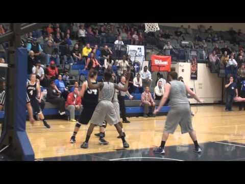 Grace Basketball 2014 NCCAA National Tournament Highlights