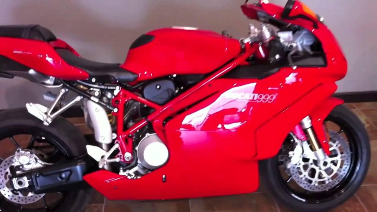 2006 Ducati 999 - YouTube