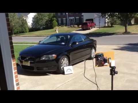 DOLPi MECH imaging car (Polarimetric Imaging with diy Polarization Camera)