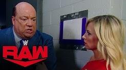 Paul Heyman blames Mr. McMahon for Brock's attack on Mysterio: Raw, Sept. 30, 2019