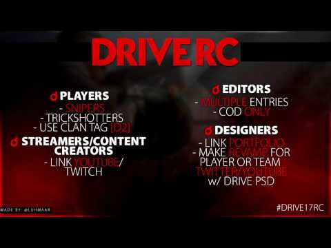 Drive Recruitment Challenge | #Drive17RC