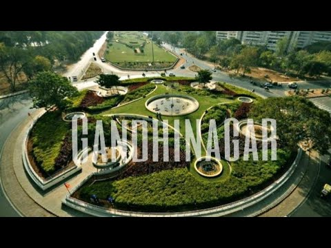 Gandhinagar-India's 1st integrated smart city
