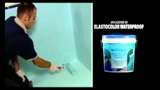 Гидроизоляция и окрашивание бассейна материалами Mapei(Гидроизоляция и окрашивание бассейна материалами Mapei. Mapei Mapelastic, Mapei Elastocolor Waterproof, Mapei Fiberglass. Более подробная..., 2012-06-18T10:24:22.000Z)