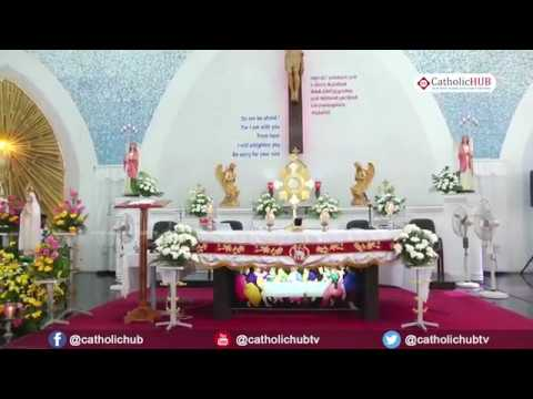 """""""இறை இரக்க ஜெபமாலை """"@Divine Mercy Church,Annanagar,Chennai,TN. 08-12-17"""
