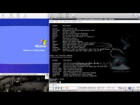 Exploiting And Patching MS10-046 On Windows XP SP2