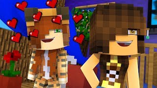 Minecraft Daycare - TINA LOVES GOLDY !? (Minecraft Roleplay)