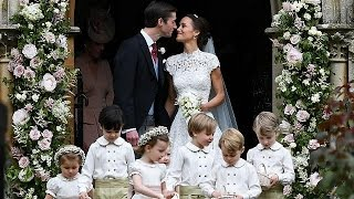 Pippa Middleton marries her own Prince Charming thumbnail