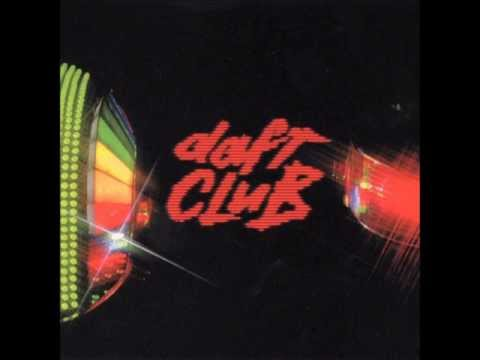Daft Punk - Aerodynamic [Slum Village Remix] - Daft Club