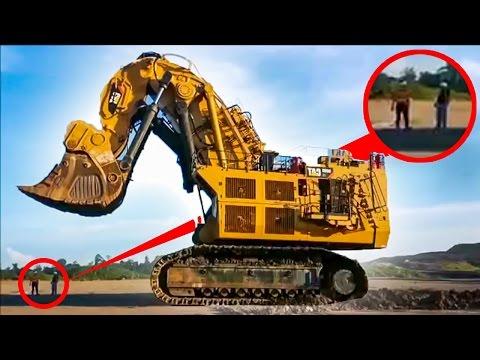 Dünyanın En Büyük İş Makineleri
