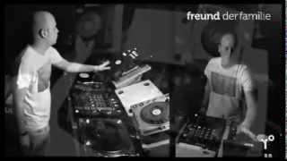 Freund der Familie DJ-Set @ Studio R Berlin (13.10.2012)