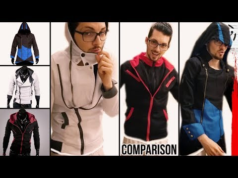 comparing-10$-assassin's-creed-hoodies-from-china