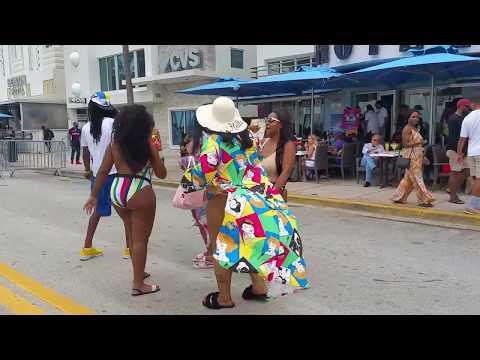 Ocean Drive-Memorial Day 2018-South Beach !!