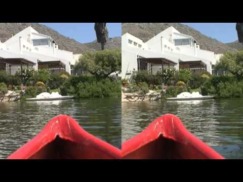 3D Marina Da Gama, Cape Town, Side by Side Format for Google Cardboard