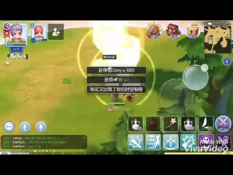 Ragnarok mobile (SUPER LUCKY 2pcs CLIP in 5crack's) By: lllcatarslll