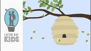 The Angry Bee   A Story About Forgiveness