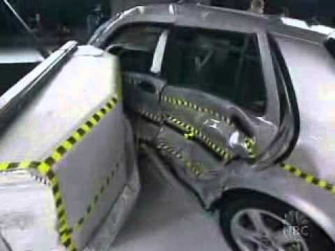 28 side impact crash test dateline nbc consumer alert msnbc