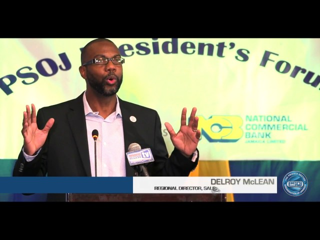 PSOJ Presidents Forum 2016   Highlight