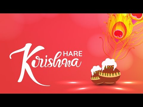 MAHA MANTRA: HARE KRISHNA HARE RAMA | Spiritual Mantra