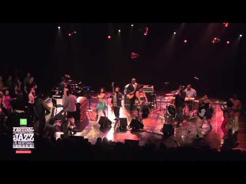 Jason Moran - Fats Waller Dance Party (2013-06-29) Théâtre Jean-Duceppe - PdA