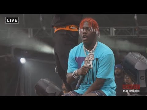 Lil Yachty Surprises Trippie Redd on Stage - 66 (Live at Rolling Loud Miami 2018)