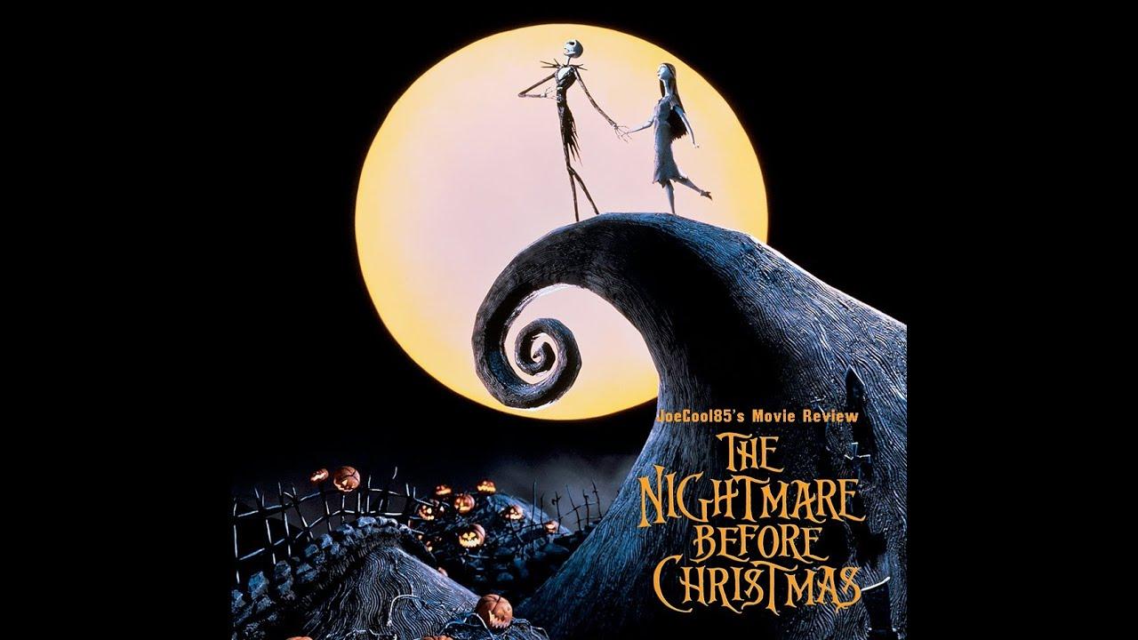 The Nightmare Before Christmas (1993): Joseph A. Sobora's Movie ...