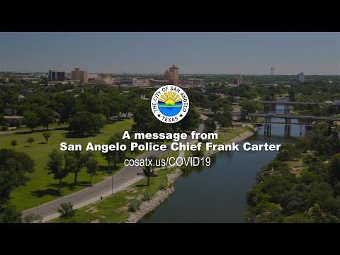 COVID-19 SAPD Message 3-24-20