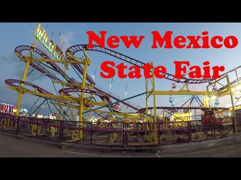 HD GoPro Hero 5 Black - 2017 New Mexico State Fair Albuquerque, NM