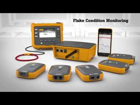 Fluke Condition Monitoring - The Tools That Never Rest