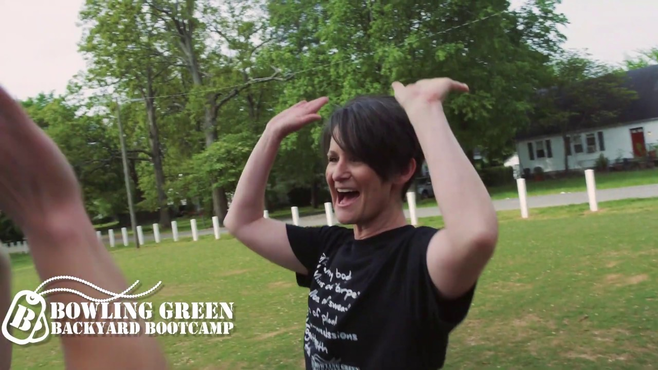 Bowling Green Backyard Bootcamp – Lose the excuses!