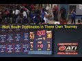 Rich South Crushes Marshall In The Big Dipper Bball Tourney!! Full Highlights!!