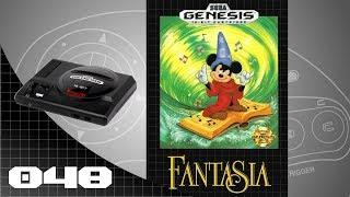 Fantasia [048] SEGA Genesis/Mega Drive Longplay/Walkthrough/Playthrough (FULL GAME)