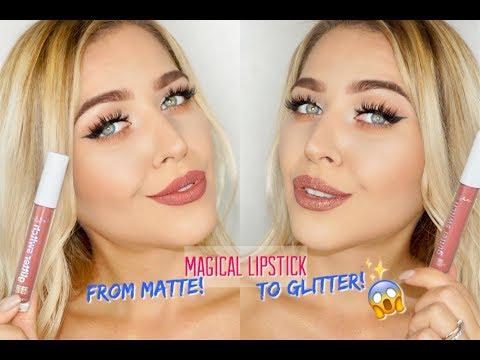 magic-lipstick?!-from-matte-to-glitter!-glitter-switch-|-hot-or-not?