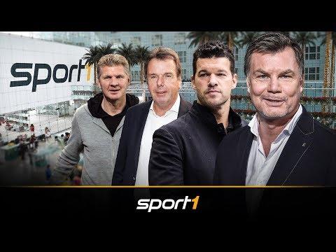 Ganze Folge CHECK24 Doppelpass vom 03.02. mit Michael Ballack und Heribert Bruchhagen | SPORT1