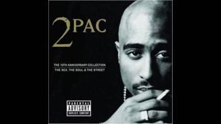 2Pac ft. Nate Dogg - Skandalouz Instrumental (D.O.P. Remake)