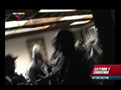 ¿Golpearon a alcalde Antonio Ledezma en su detención? Velo tú mismo
