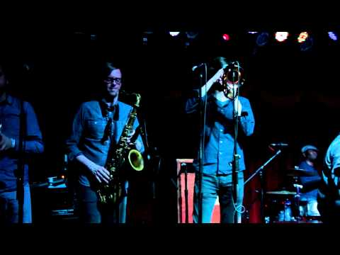 Snarky Puppy: Thing Of Gold [HD] 2013-04-04 - Brooklyn, NY
