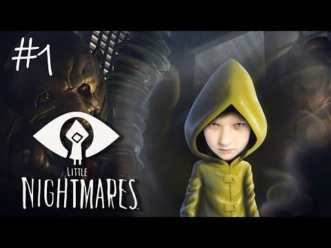 КОШМАР начинается ЗДЕСЬ 👉 Little Nightmares! Прохождение на PS4 Часть #1