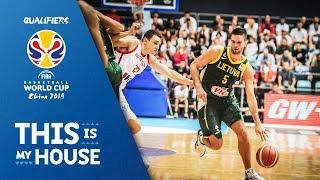 Croatia v Lithuania - Full Game - FIBA Basketball World Cup 2019 - European Qualifiers