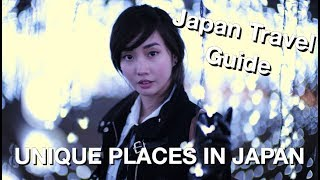 Cool and Unusual Places in Japan (Family Road Trip!)